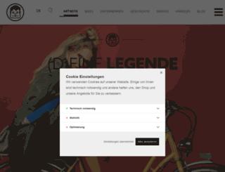 villiger-bikes.ch screenshot