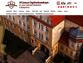 vilo.bydgoszcz.pl screenshot