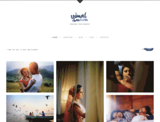vimalchandranphotos.com screenshot
