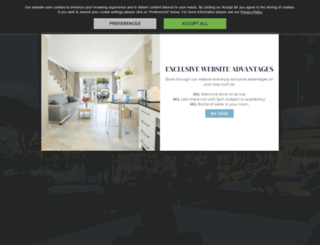 vimehoteles.com screenshot