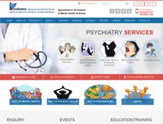 vimhans.com screenshot