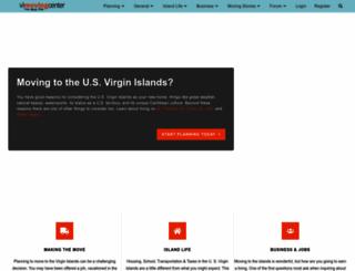 vimovingcenter.com screenshot