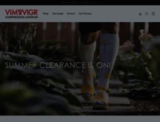vimvigr.com screenshot