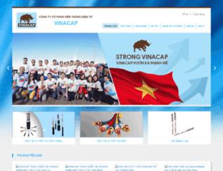 vinacap.vn screenshot