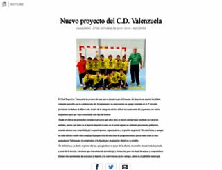 vinagorro.blogia.com screenshot