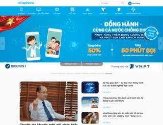 vinaphone.com.vn screenshot