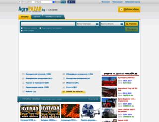 vinarovo-vidin.agropazar.bg screenshot