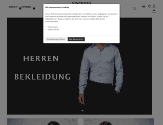 vincenzo-boretti.com screenshot