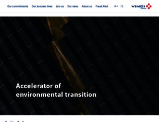 vinci-energies.com screenshot
