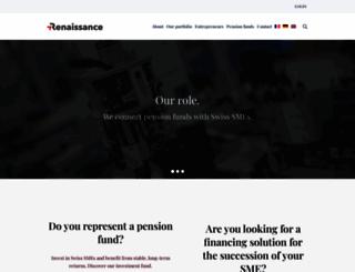 vincicapital.ch screenshot