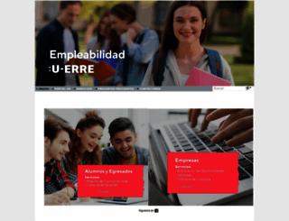 vinculacion.ur.mx screenshot