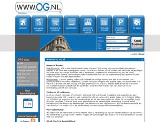 vindog.nl screenshot
