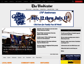 vindy.com screenshot