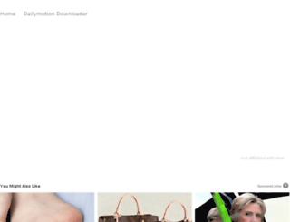 vinedeck.com screenshot