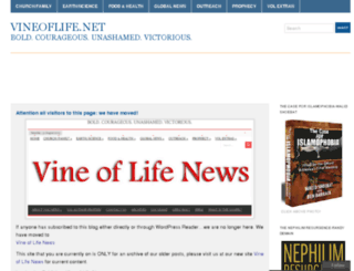 vineoflife.wordpress.com screenshot