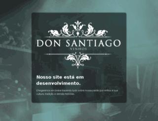 vinhobom.com.br screenshot