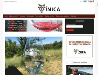 vinica.com.mx screenshot