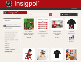 vinilos-camisetas.com screenshot