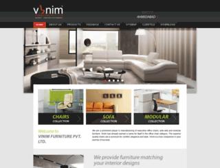 vinimfurniture.com screenshot
