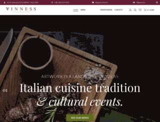 vinness.it screenshot