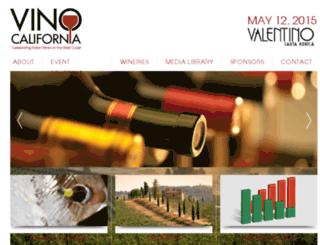 vinocalifornia.us screenshot