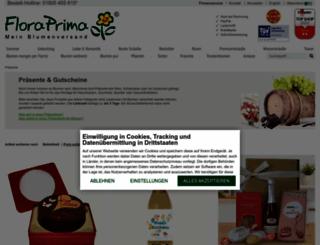 vinoprima.de screenshot