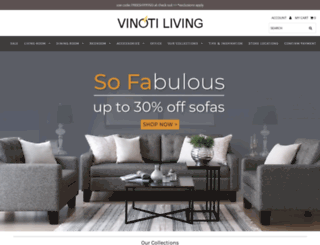 vinotiliving.com screenshot
