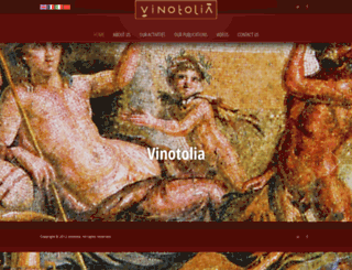 vinotolia.com screenshot
