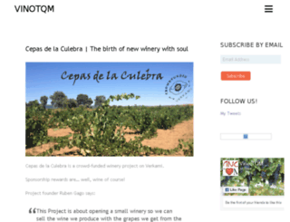 vinotqm.com screenshot