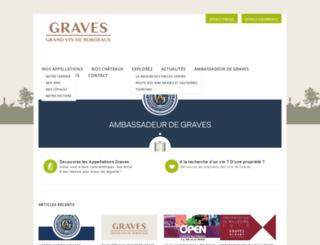 vinsdegraves.com screenshot