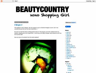 vintagebeautycountry.blogspot.com screenshot
