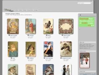 vintageimages.org screenshot