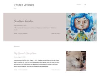 vintagelollipops.blogspot.com screenshot