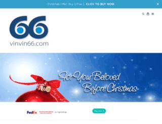 vinvin66.com screenshot