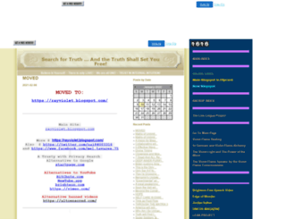 violetflame.biz.ly screenshot