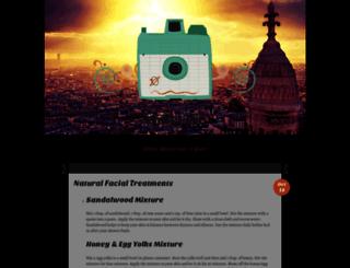 violetvie.wordpress.com screenshot