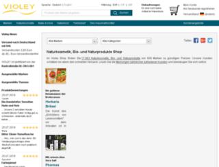 violey.org screenshot
