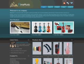 violincase.com.cn screenshot