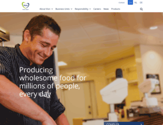 vionfood.com screenshot
