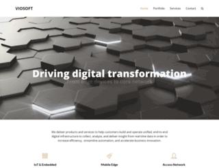 viosoft.com screenshot