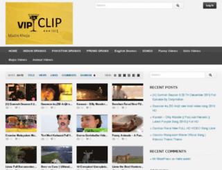 vip-clip.net screenshot