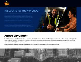 vip-computers.com screenshot