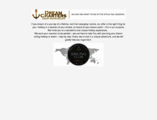 vip-yacht-charters.com screenshot