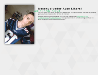 vip.autolikerbrasil.net screenshot