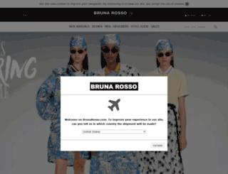 vip.brunarosso.com screenshot