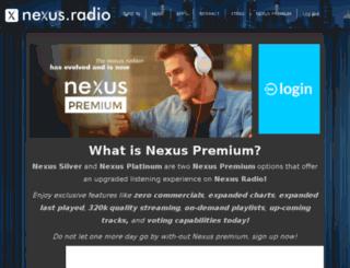 vip.nexusradio.fm screenshot