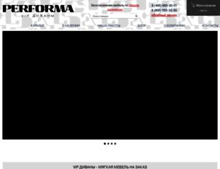 vipdivani.ru screenshot