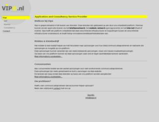 vipe.nl screenshot