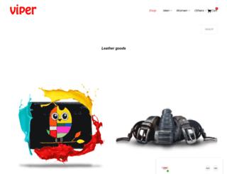 viper.com.bd screenshot