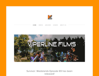 viperlinefilms.com screenshot